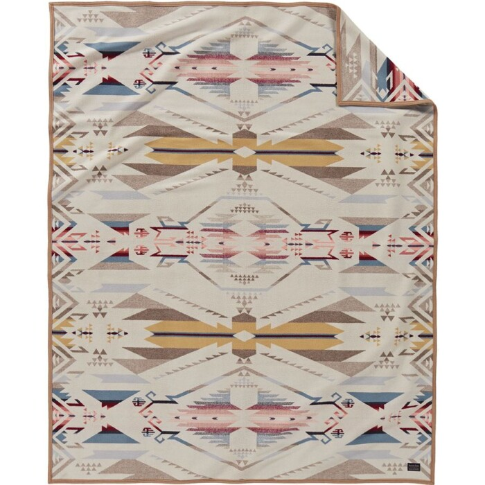 Pendleton White Sands Blanket-Queen